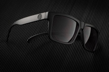 HeatWave Visual - Vise Sunglasses - Grey Lurk Lens