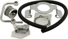 HardDrive - Air Cleaner Bracket/Breather Kit - Fits '91-'06 XL Models