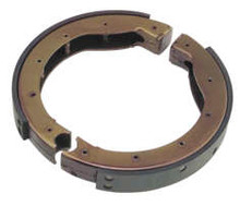 Biker's Choice - Brake Shoes O.E.M Replacement
