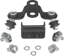 HardDrive - Tank Mount Kit For One Piece Tanks on Softails