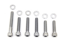 Colony - Cam Cover Allen Screws - Chrome (Fitment listed in description)