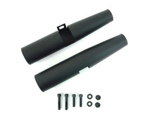V-Twin - Fork Cover Set - Black fits '86-'03 XL Models
