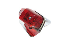 Motorcycle Lucas Style Small Tail Light Cafe Racer