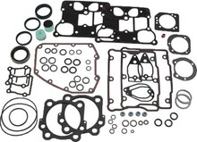 James Gaskets - Twin Cam Gasket Kit w/ MLS Head Gaskets - fits '99-'04