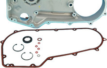 James Gaskets - Primary Cover Gasket Kit, Foamet w/ Bead - fits '06-Up Dyna, '07-Up Softail