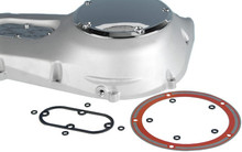 James Gaskets - Inspection-Derby Cover Gasket Kit - fits '99-06 Softail, Dyna (except '06 Dyna)