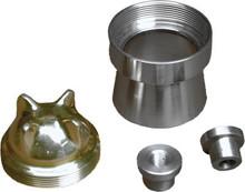 Nash - Creepster Fill Cap - Brass (see description for measurements)