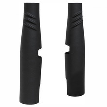 EMD - Bombshell Fork Tube Covers - 49MM Front End Black
