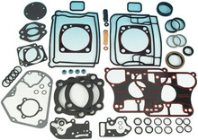 James Gaskets - Evo Motor Gasket Kit w/ MLS Head Gaskets - fits '84-'91 Evo