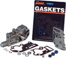 James Gaskets - Oil Pump Seal Kit w/ Metal Gaskets - fits '92-'99 Evolution