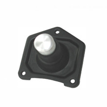 HardDrive - Direct Starter Button - fits '90-Up Big Twin and Sportster Models - Black
