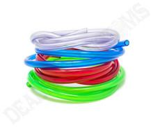 Translucent Fuel Line - 1/4 inch ID - 4' - Choose Color