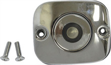HardDrive - Master Cylinder Cover - Chrome fits '96-'06 HD Models