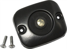 HardDrive - Master Cylinder Cover - Black fits '96-'06 HD Models