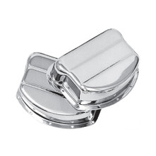 Paughco - Panhead Rocker Arm Cover - Chrome
