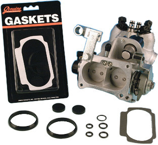 James Gaskets - Gasket-Seal Kit, Fuel Injector - fits '99-Up Twin Cam 88
