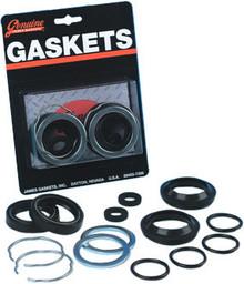 James Gaskets - Seal Kit, Front Forks - fits '00-Up Softail