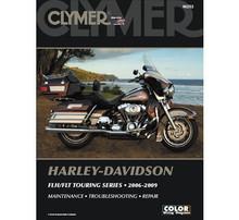 Clymer - Manual for '06-'09 Harley Davidson FLH,FLT Touring Series