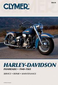Clymer - Harley Davidson 1948 - 1965 Panhead Service Manual
