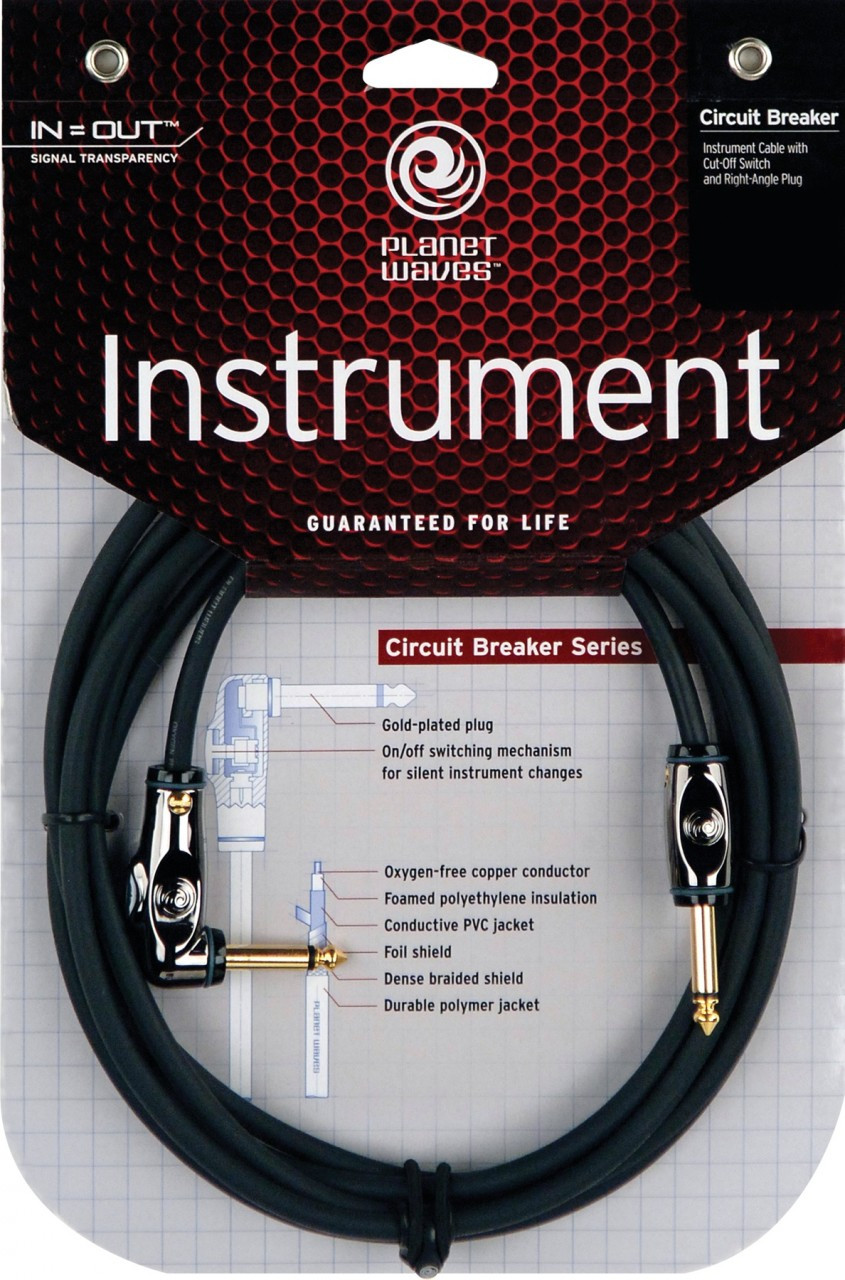 Planet Waves Circuit Breaker Guitar Cable How To Connect A Image 1