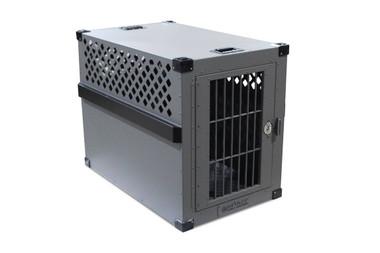 iata cr82 dog crate aluminum pet travel crate xlarge stationary