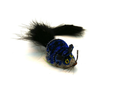 Cat wand Refill - Blue mouse KatFly®