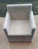 Cat chair furniture - white