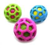 Small Medium Dog Rubber Ball