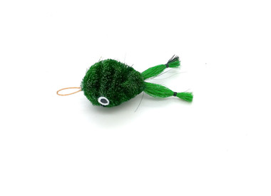 Cat Toy Teaser Wand Refill - Green Frog KatFly®