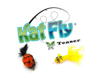 KatFly® Teaser Clownfish and Mouse refill Set