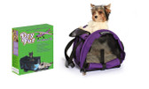 In Cabin Pet Travel Carrier Package - Cube