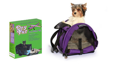 In Cabin Pet Travel Carrier Package   Cube