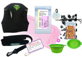 In cabin pet airline travel kit - small