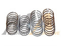 Gapless Piston Rings - Std Bore - OEM Pistons - Set of 8