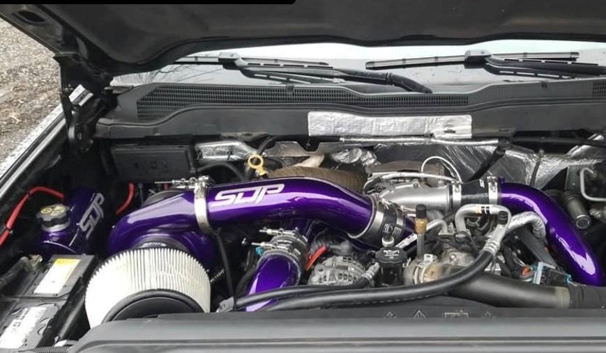 SDP 2011-16 LML Twin turbo kit