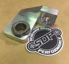Oil drain JIG tool for twin turbo