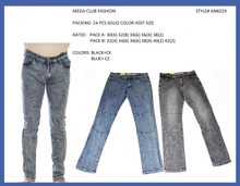 Men's fashion jeans #ANK-29