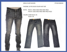 Men's fashion jeans #ANK-30