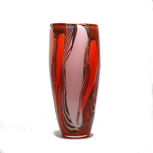 Hermosa Art Glass Vase Art Glass Vases Hand Blown Art Glass Vase