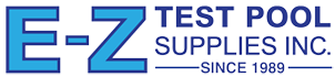 E-Z Test Pool Supplies