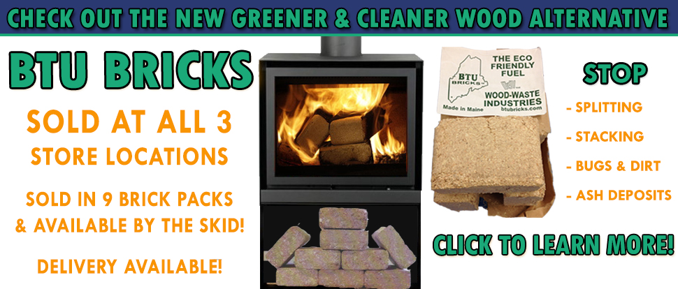 BTU Bricks are home heating solutions available at E-Z Test Pool Supplies, Inc