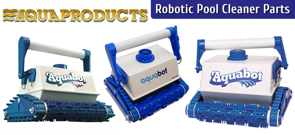 Aquabot By Aquaproducts Replacement Parts For Robotic Pool