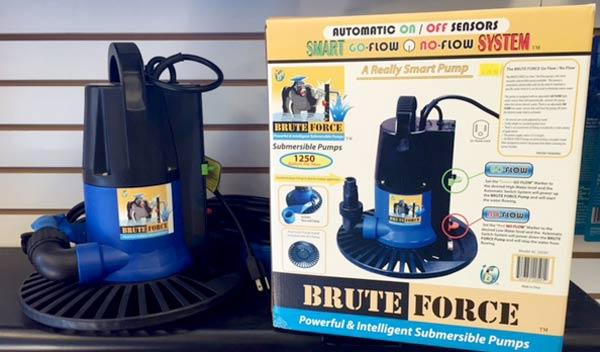 Brute Force Gorilla Cover Pump For Sale