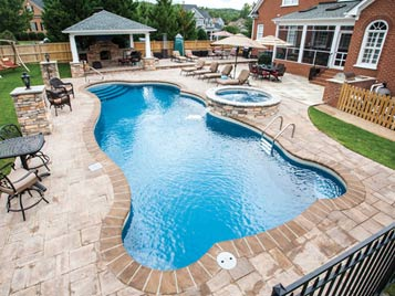 Fiberglass Pools Just Make Sense E Z Test Pool Supplies