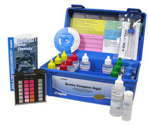 Taylor Reagents & Test Kits