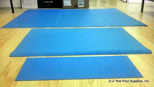 Vinyl Ladder Mat Pad For Swimming Pools Buy Online From