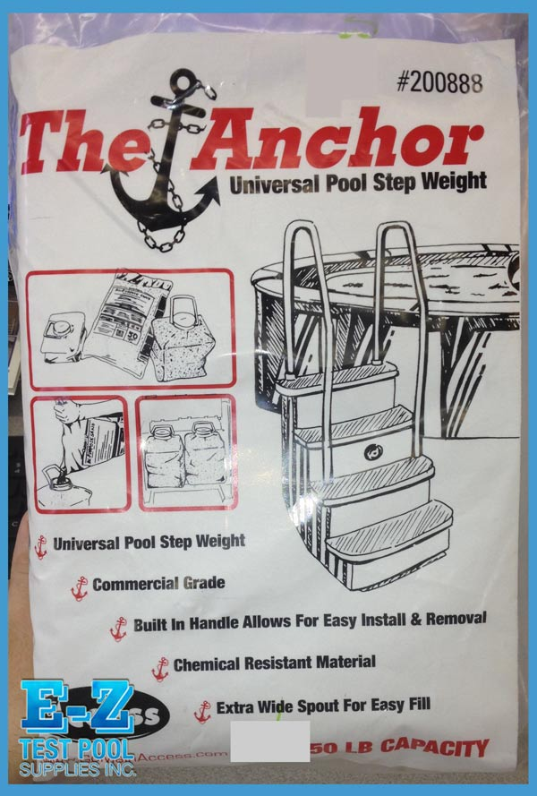 The Anchor Universal Pool Step Weight #200888 by Main Access