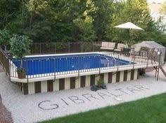 Slat Wall Gibraltar Pool