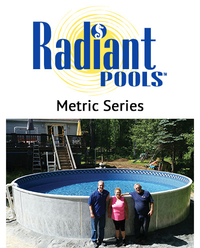 Radiant Pools Above Ground Swimming Pools