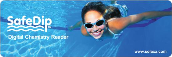 Safedip Safe Dip Digital Water Tester Chemistry Reader For Pools Spas Ponds